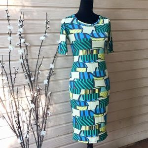 A Sweet LuLaRoe T-Shirt Dress